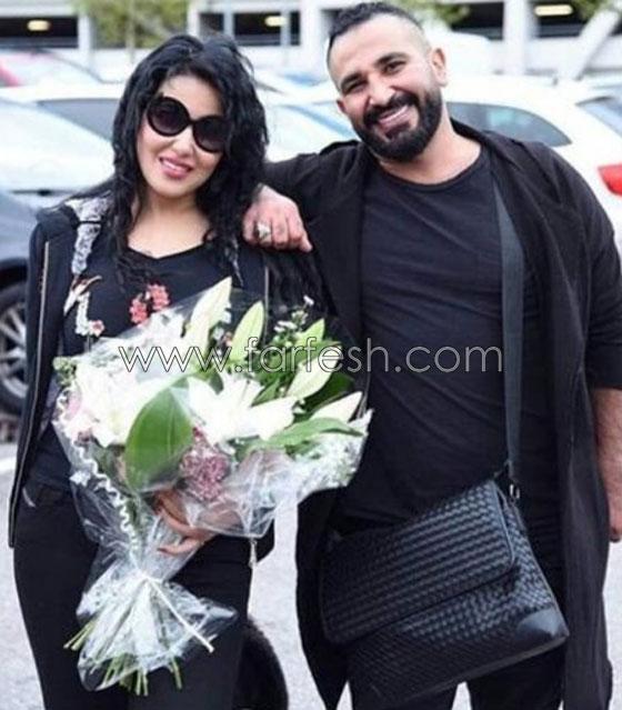 رسميا.. زواج المطرب أحمد سعد من الفنانة المصرية سمية الخشاب صورة رقم 2