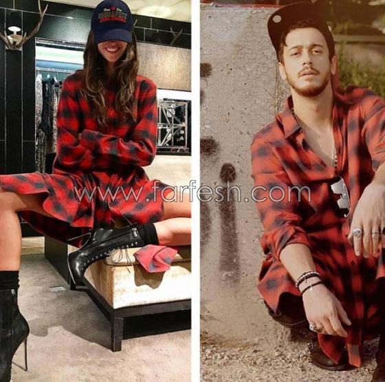 صورة رقم 3 - اطلالات سعد المجرد تثير استياء جمهوره: يختار ملابس نسائية او غريبة!