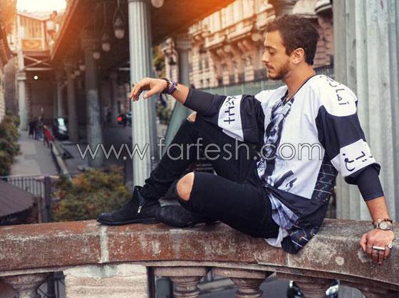 صورة رقم 5 - اطلالات سعد المجرد تثير استياء جمهوره: يختار ملابس نسائية او غريبة!