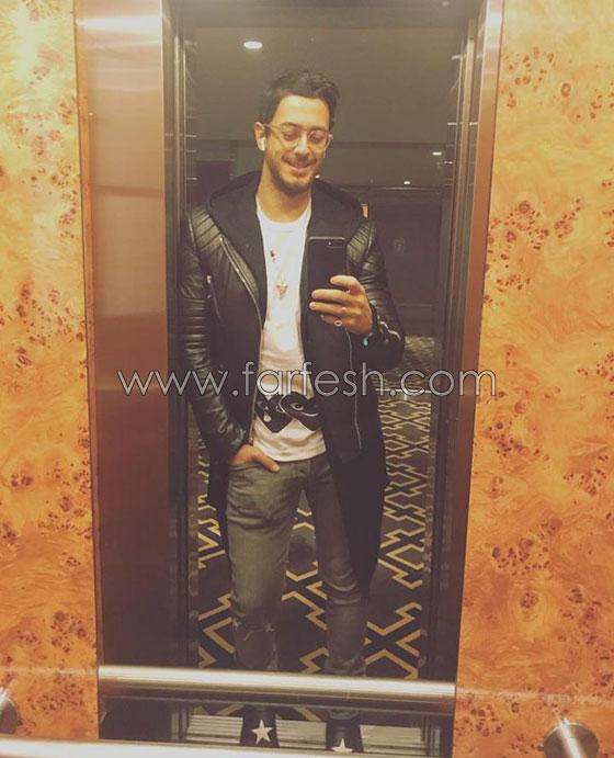 صورة رقم 7 - اطلالات سعد المجرد تثير استياء جمهوره: يختار ملابس نسائية او غريبة!