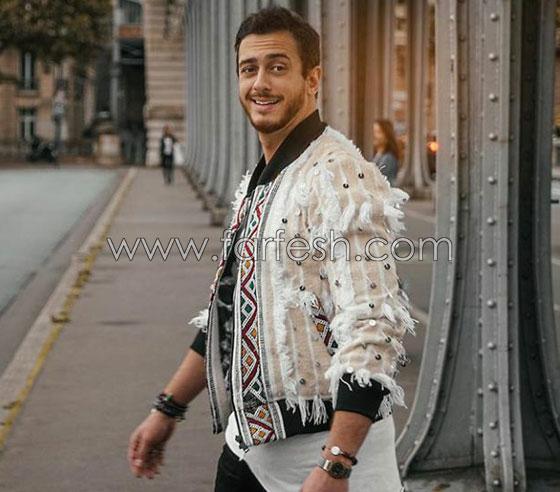 صورة رقم 2 - اطلالات سعد المجرد تثير استياء جمهوره: يختار ملابس نسائية او غريبة!