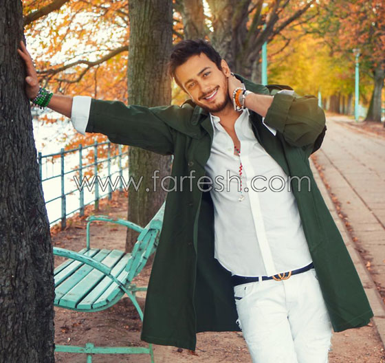 صورة رقم 9 - اطلالات سعد المجرد تثير استياء جمهوره: يختار ملابس نسائية او غريبة!