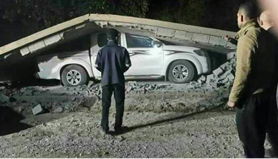 صورة رقم 5 - عشرات القتلى ومئات الجرحى اثر زلزال ضرب الحدود العراقية الإيرانية