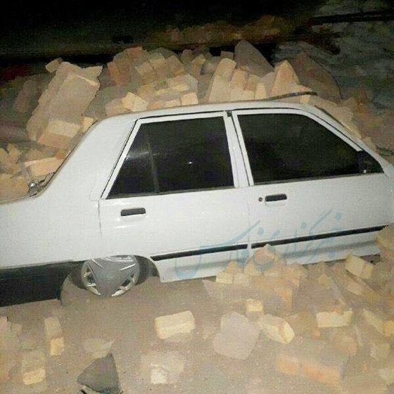 صورة رقم 10 - عشرات القتلى ومئات الجرحى اثر زلزال ضرب الحدود العراقية الإيرانية