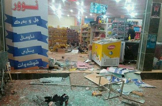 صورة رقم 15 - عشرات القتلى ومئات الجرحى اثر زلزال ضرب الحدود العراقية الإيرانية