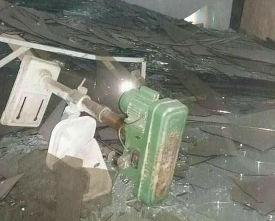 صورة رقم 16 - عشرات القتلى ومئات الجرحى اثر زلزال ضرب الحدود العراقية الإيرانية