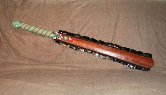 صورة رقم 2 - بالفيديو والصور.. تعرفوا على أغرب الأسلحة القديمة