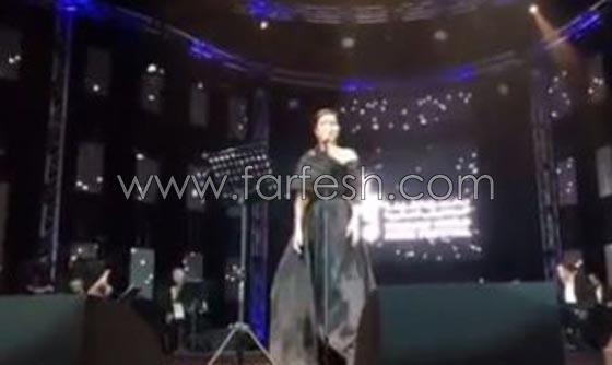 صورة رقم 11 - قرار صادم: نقابة المهن الموسيقية توقف شيرين عبد الوهاب عن الغناء لشهرين!