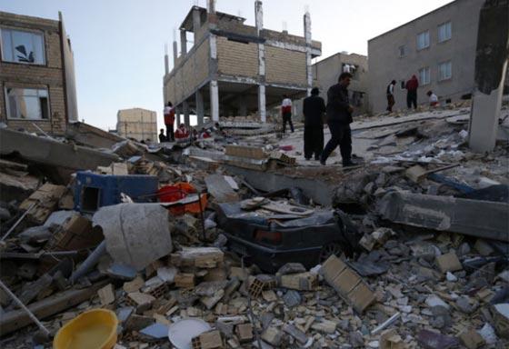 صورة رقم 1 - أقوى الزلازل في تاريخ البشرية