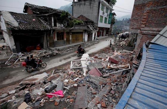 صورة رقم 3 - أقوى الزلازل في تاريخ البشرية