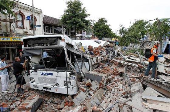 صورة رقم 4 - أقوى الزلازل في تاريخ البشرية