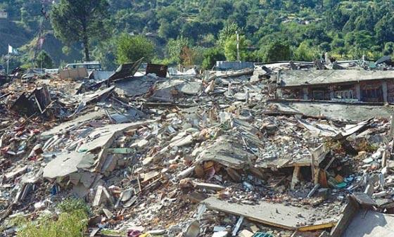 صورة رقم 7 - أقوى الزلازل في تاريخ البشرية