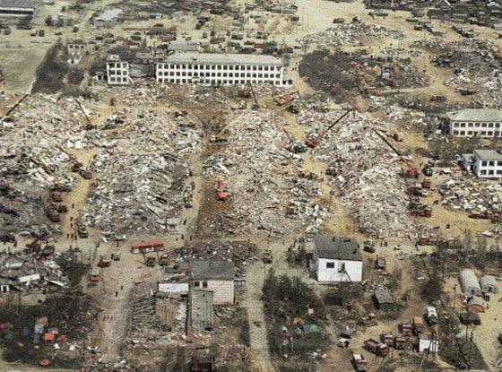 صورة رقم 11 - أقوى الزلازل في تاريخ البشرية