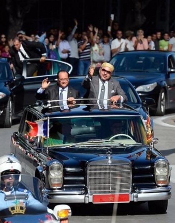 صورة رقم 1 - أسرار  سيارات زعماء وملوك العالم.. أحداها كلفت 15 مليون دولار!
