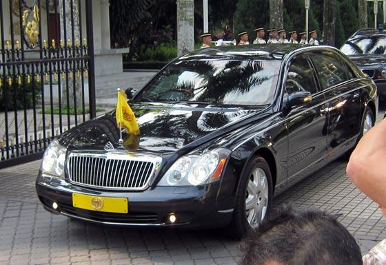 صورة رقم 5 - أسرار  سيارات زعماء وملوك العالم.. أحداها كلفت 15 مليون دولار!
