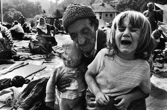 صورة رقم 6 - حر ولكن مكسور الخاطر.. في انتظار محاكمة سفاح البوسنة