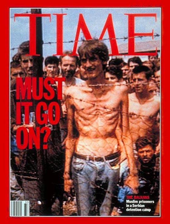 صورة رقم 2 - حر ولكن مكسور الخاطر.. في انتظار محاكمة سفاح البوسنة