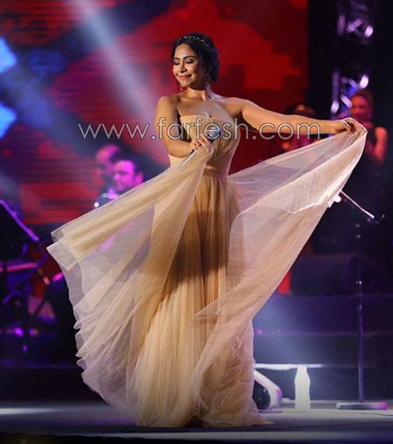 صورة رقم 9 - قرار صادم: نقابة المهن الموسيقية توقف شيرين عبد الوهاب عن الغناء لشهرين!