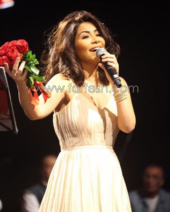 صورة رقم 10 - قرار صادم: نقابة المهن الموسيقية توقف شيرين عبد الوهاب عن الغناء لشهرين!