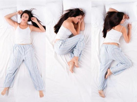 صورة رقم 1 - هذا ما تكشفه وضعية نومك عن شخصيتك..!