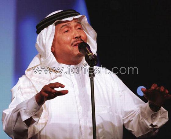 صورة رقم 8 - هل كان محمد عبده وراء الغاء حفلتي كاظم الساهر في السعودية؟