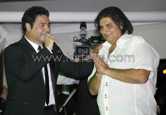 صورة رقم 1 - صور تفضح (كرش) الفنانين وزيادة وزن النجمات العربيات!