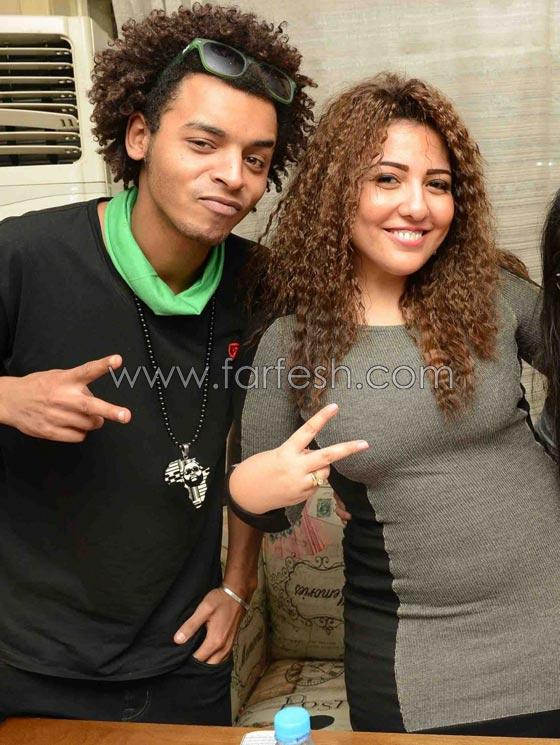 صورة رقم 5 - صور تفضح (كرش) الفنانين وزيادة وزن النجمات العربيات!