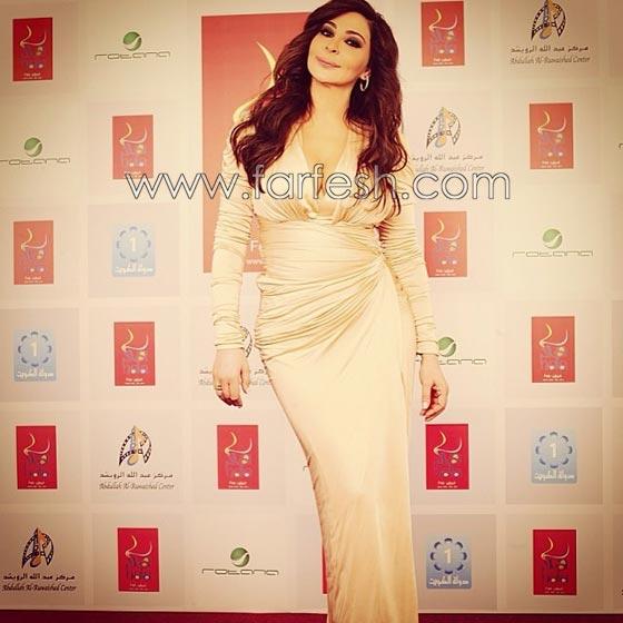 صورة رقم 7 - صور تفضح (كرش) الفنانين وزيادة وزن النجمات العربيات!