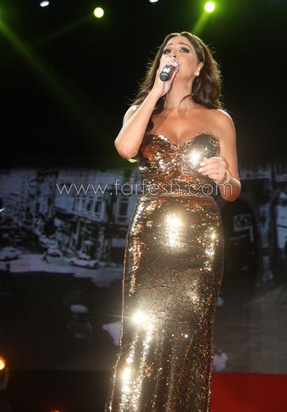 صورة رقم 16 - صور تفضح (كرش) الفنانين وزيادة وزن النجمات العربيات!