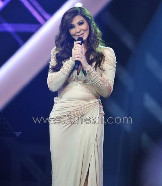صورة رقم 17 - صور تفضح (كرش) الفنانين وزيادة وزن النجمات العربيات!