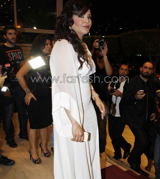 صورة رقم 2 - صور تفضح (كرش) الفنانين وزيادة وزن النجمات العربيات!