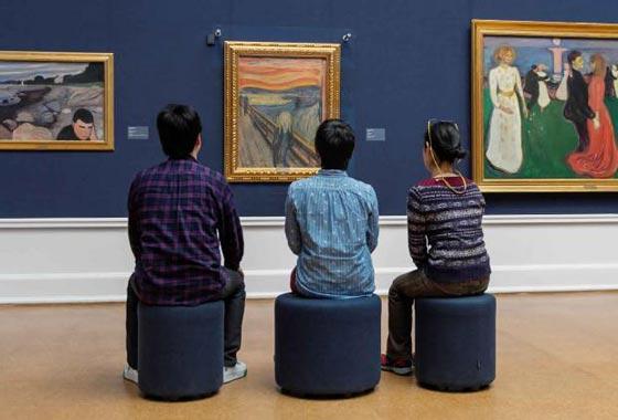 تعرفوا على أماكن أشهر 5 لوحات في العالم صورة رقم 2