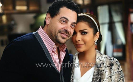 كيوبيد الحب يربط ثنائيات فنية: احمد ومنى، اصالة وطارق، احلام ومبارك صورة رقم 2