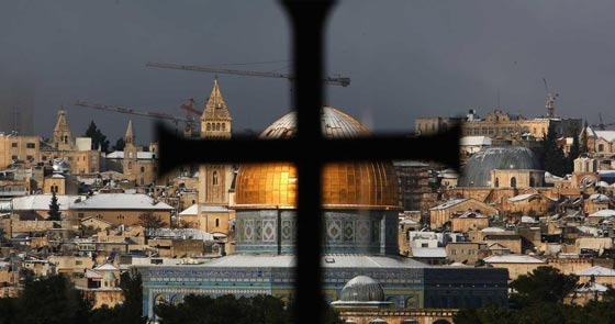 صورة رقم 8 - دول العالم تعبر عن رفضها الكامل لقرار ترامب الغير قانوني حول القدس