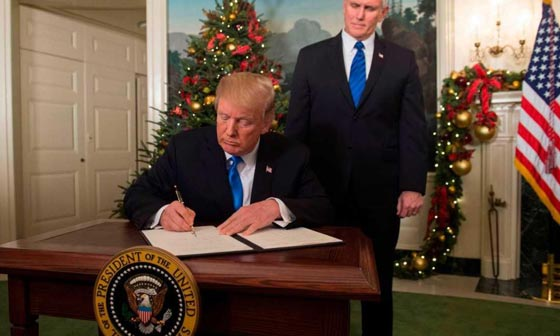 دول العالم تعبر عن رفضها الكامل لقرار ترامب الغير قانوني حول القدس صورة رقم 4