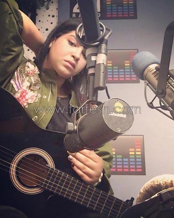 صورة رقم 1 - نجمة عرب غوت تالنت المغربية إيمان الشميطي تغني للهضبة وتحدث ضجة كبيرة