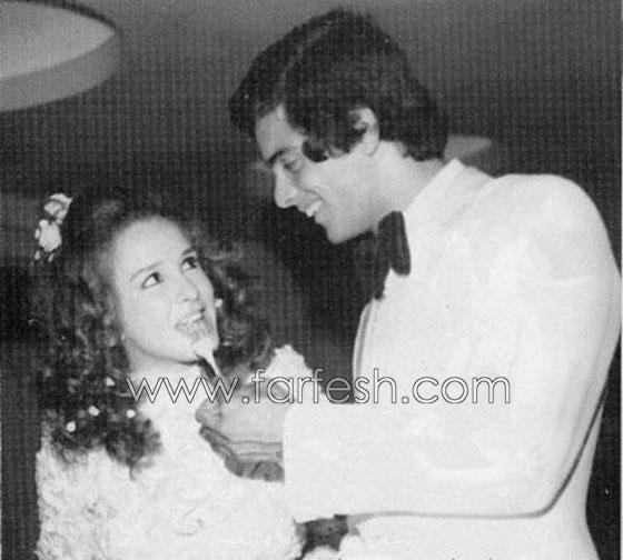 صورة رقم 2 - أزواج في حياة نجلاء فتحي: احدهم شقيق فنان والثاني أمير عربي