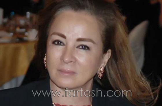صورة رقم 7 - أزواج في حياة نجلاء فتحي: احدهم شقيق فنان والثاني أمير عربي