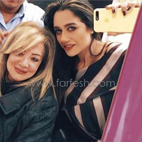 صور شهيرة زوجة محمود ياسين تصدم جمهورها  بدون حجاب فهل خلعته؟  صورة رقم 1