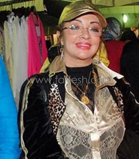 صور شهيرة زوجة محمود ياسين تصدم جمهورها  بدون حجاب فهل خلعته؟  صورة رقم 2