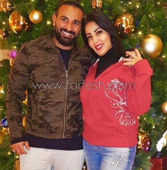 صور سمية الخشاب مع طفلي أحمد سعد تكشف حقيقة توتر العلاقة بينهم! صورة رقم 3