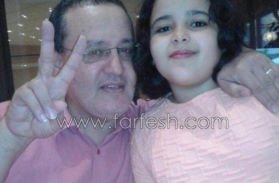 صورة رقم 1 - هل يسعى والد أشرقت أحمد طفلة (ذا فويس) للشهرة على حساب ابنته؟