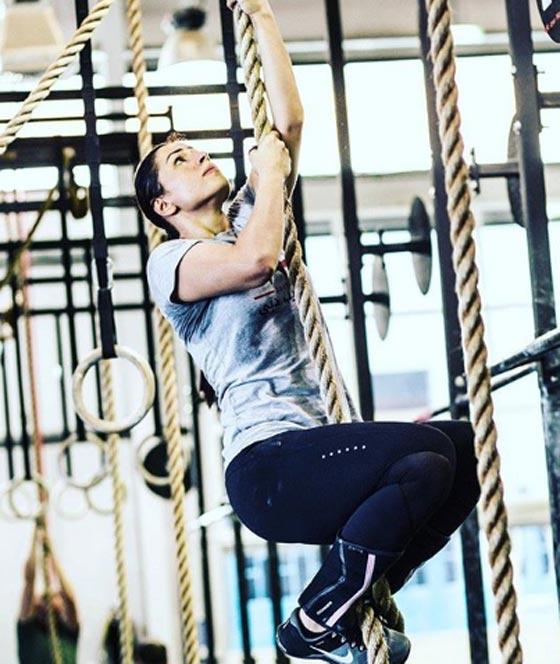 صورة رقم 1 - فيديو وصور الاردنية شادية بسيسو اول مصارعة عربية تنضم لـ WWE