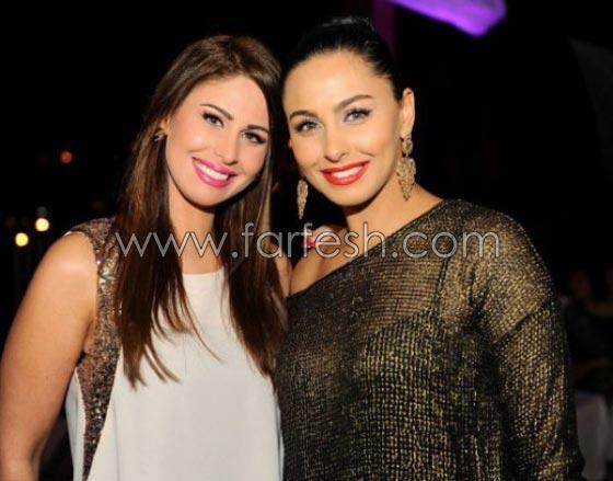 صورة رقم 5 - بالصور.. تعرفوا على شقيقات النجمات العرب ولاحظوا الشبه