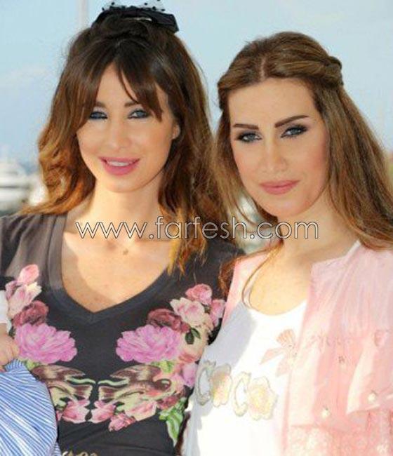 صورة رقم 6 - بالصور.. تعرفوا على شقيقات النجمات العرب ولاحظوا الشبه
