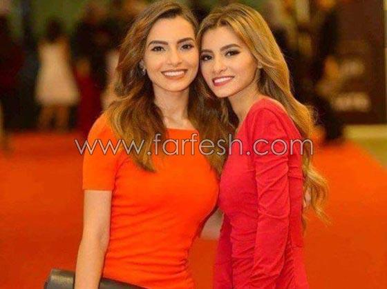 صورة رقم 8 - بالصور.. تعرفوا على شقيقات النجمات العرب ولاحظوا الشبه