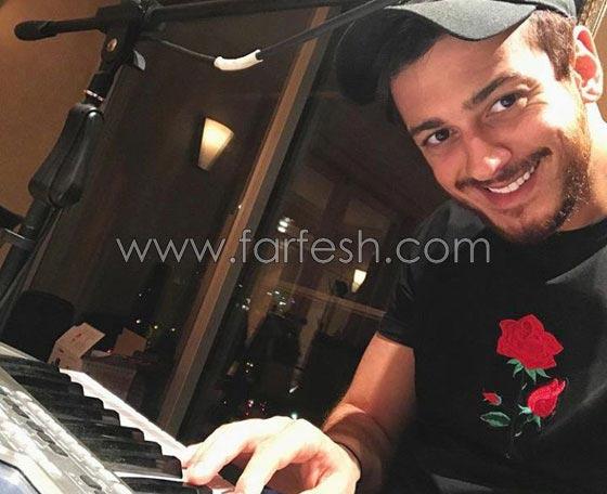 صورة رقم 5 - خبر مفاجئ: هل تزوج سعد المجرد من ابتسام تسكت في السر؟