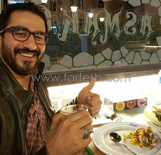 مفاجأة من احمد حلمي ومنى زكي: ينشران اول صوة لابنيهما صورة رقم 6