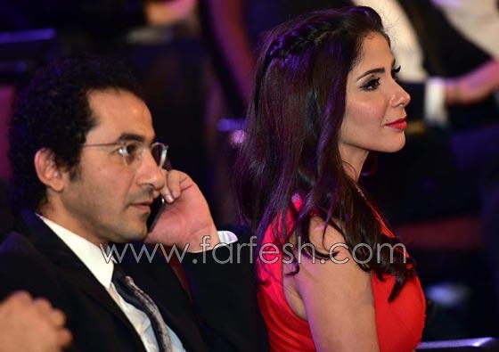 مفاجأة من احمد حلمي ومنى زكي: ينشران اول صوة لابنيهما صورة رقم 2