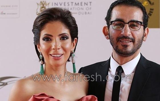 مفاجأة من احمد حلمي ومنى زكي: ينشران اول صوة لابنيهما صورة رقم 3
